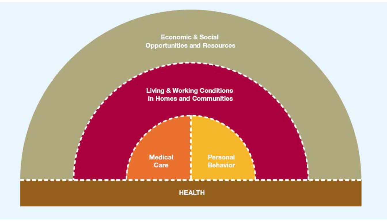 The Social Determinants Of Health Public Health L2b Lake Union