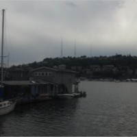 House Boat and Waterfront, A-1