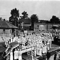 1917 Seattle's Laundry women workers strike