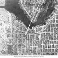 Aerial_view_of_the_University_of_Washington_campus_Portage_Bay_the_University_Bridge_a_portion_of_Lake_Union_January_30_1937.jpg